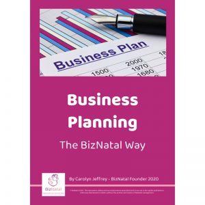 Business planning - the BizNatal Way