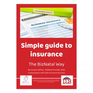 Simple guide to Insurance - the BizNatal Way