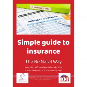 Business Insurance the BizNatal Way
