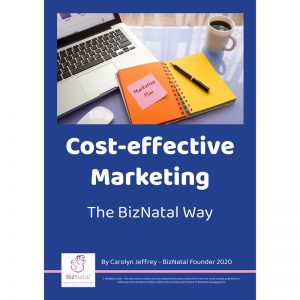 Cost-effective marketing - the BizNatal Way